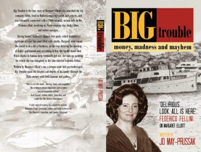 Big Trouble cover sample